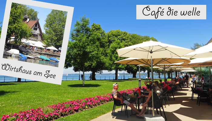 Cafe in Bregenz