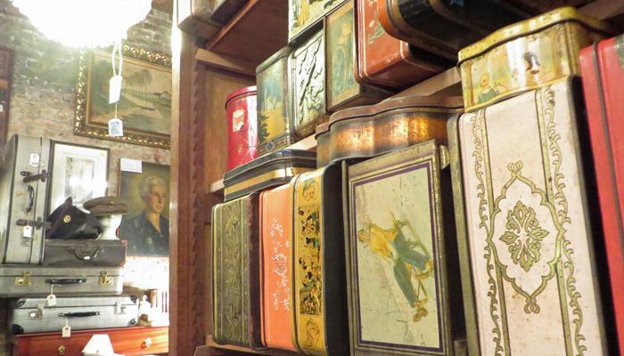 Vintage Shops in Antwerpen