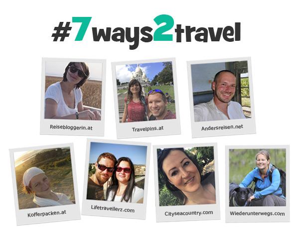 7ways2travel Reiseblogger Oesterreich