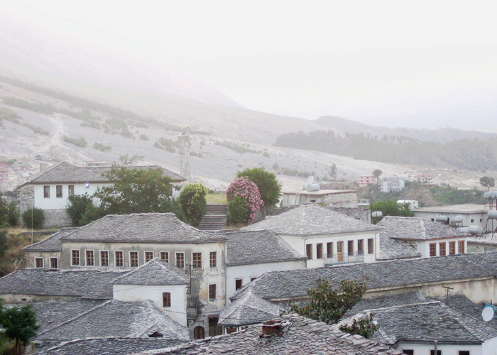 Albanien_Gjirokastra
