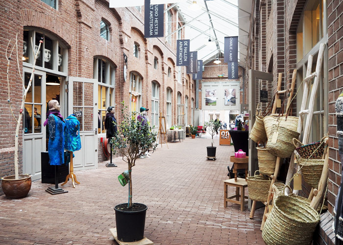 Tipps für coole Orte in Amsterdam_Shopping in De Hallen