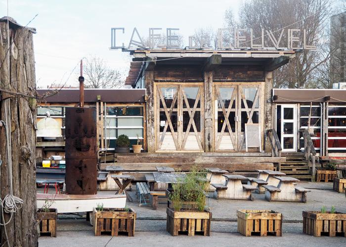 Tipps für coole Orte in Amsterdam_Cafe de Ceuvel_essen_trinken