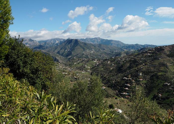Andalusien_Malaga_weisse Doerfer_pueblos blancos_Aussicht_kofferpacken.at