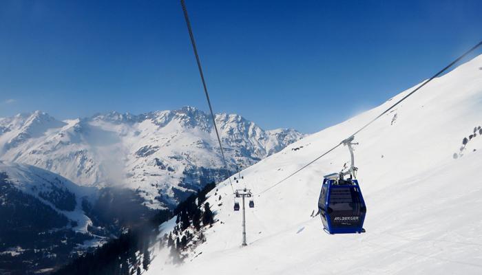 Rendlmbahn am Arlberg