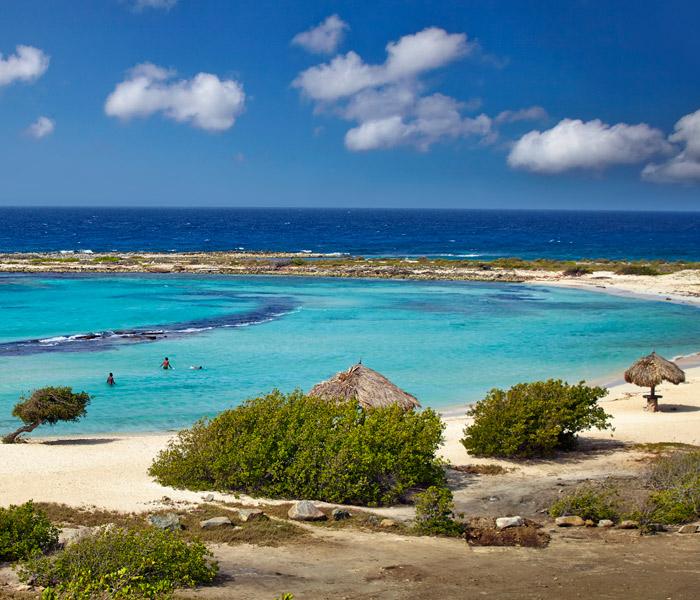 Baby Beach auf Aruba