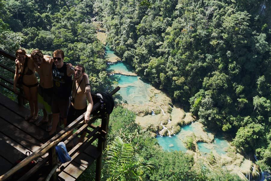 Rucksackreise durch Guatemala