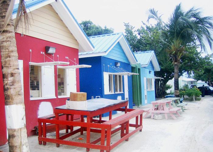 Barbados heißt Sommerurlau bim Winter