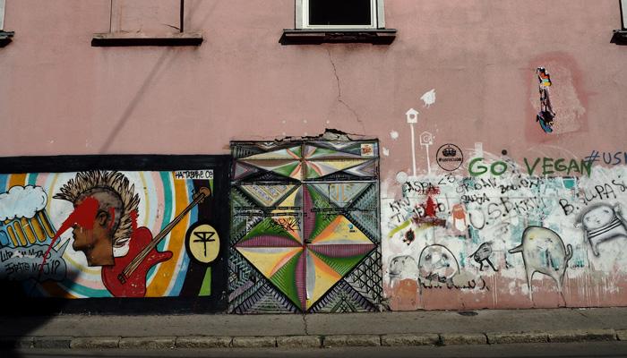 Serbien_Belgrad_Graffiti