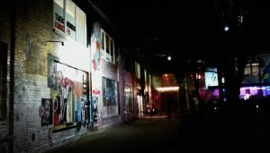 Club RAW Warschauer Straße