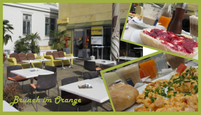 Brunch im Orange