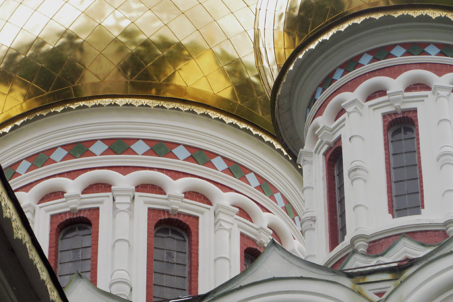Orthodoxe Kirche bei Shipka, Zentral-Bulgarien.