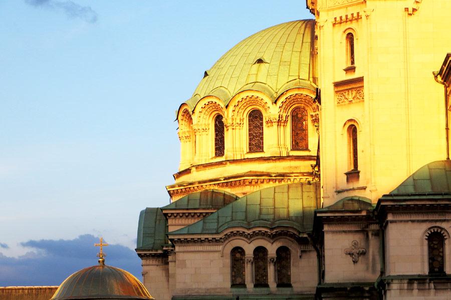 Bulgarien_Sofia_Kirche Alexander Newski Kathedrale_kofferpacken
