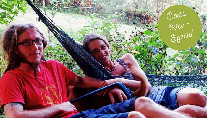 Andi und Angi von der Casita Azul