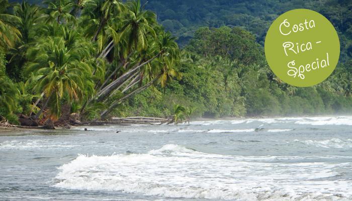 Meeresnationalpark Marino Ballena in Costa Rica