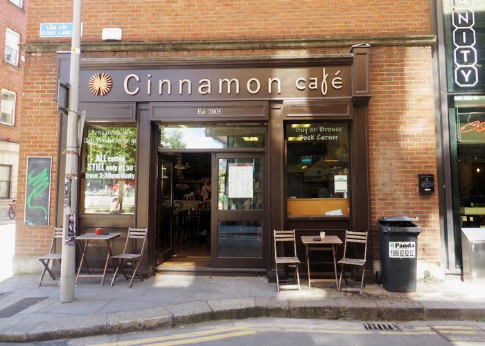 Insidertipps für Dublin: Cafe Cinnamon Dublin