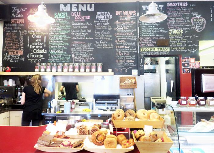 Insidertipps für Dublin: Sehenswert in Dublin Cafe Cinnamon