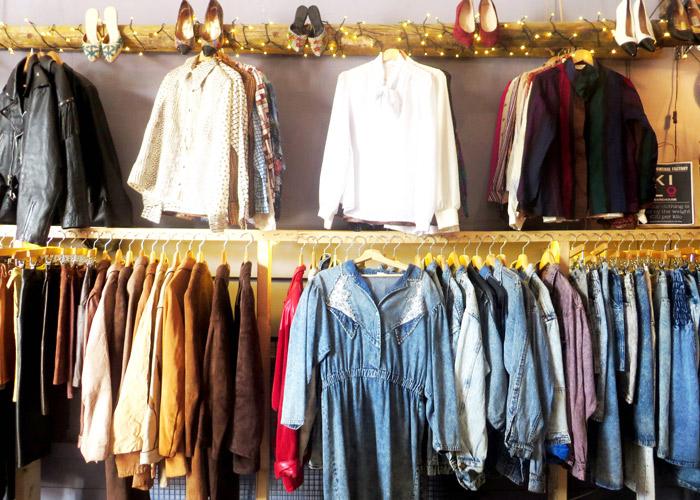 Insidertipps für Dublin: Dublin Shopping Vintage Factory