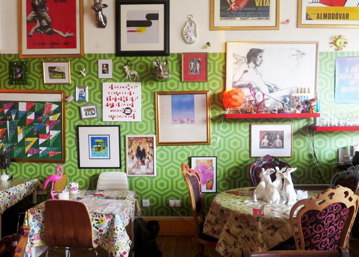 Insidertipps für Dublin: Cafe Foam in Dublin interessante Orte