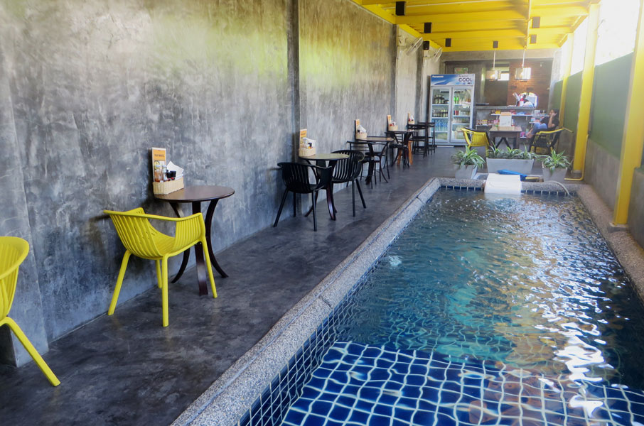 Your Hostel, Krabi, Thailand