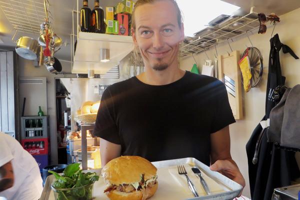 Kaisers in Graz - Burger und mehr