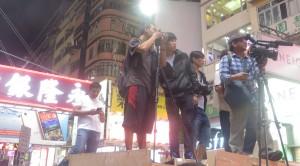Internationale Medien berichten über Hongkong
