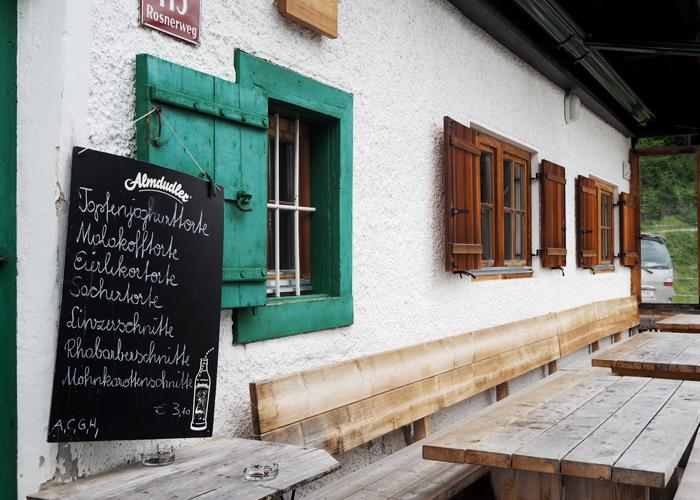 Arzler Alm in Innsbruck