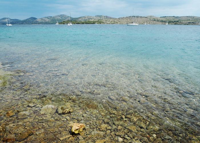 Naturpark Telasica_Strände auf Dugi otok