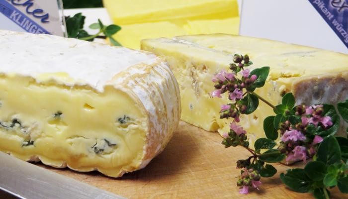 Käse-Büfett am Fürstenhof