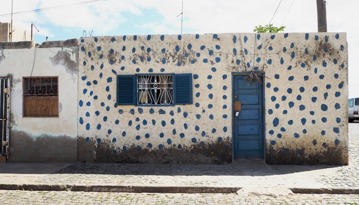 Haus auf den Kapverden