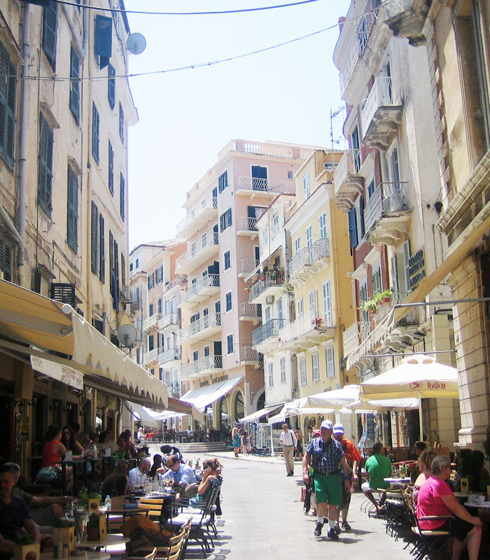 Korfu_interessante Orte_Korfu Stadt
