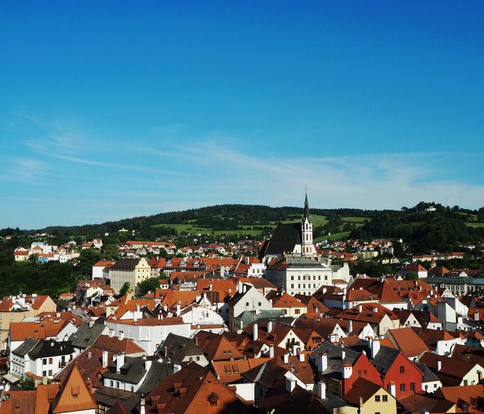 Krumau-von-oben_Ausblick_Cesky-Krumlov_Tschechien_koffepracken.at