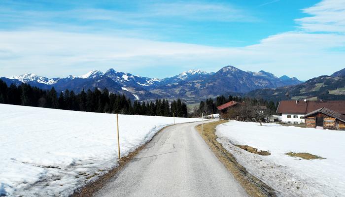 Roadtrip ins Kufsterinerland mit dem Mazda CX-3_Aschingeralm