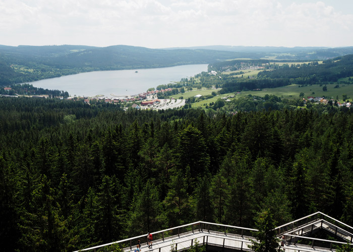 Lipno_Baumwipfelpfad_Tschechien_Moldausee_kofferpacken.at