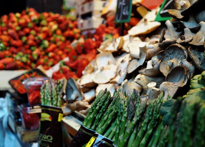 Malaga Markt Foodtour