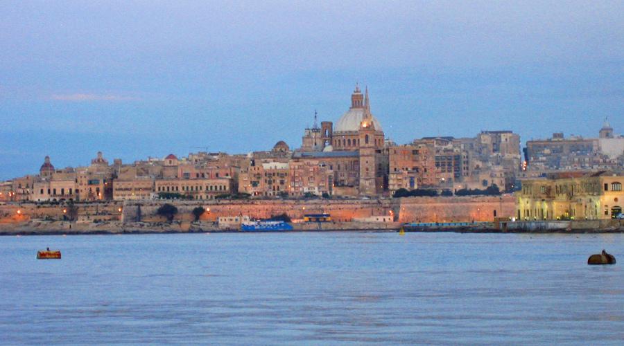 Maltas Hauptstadt Valetta