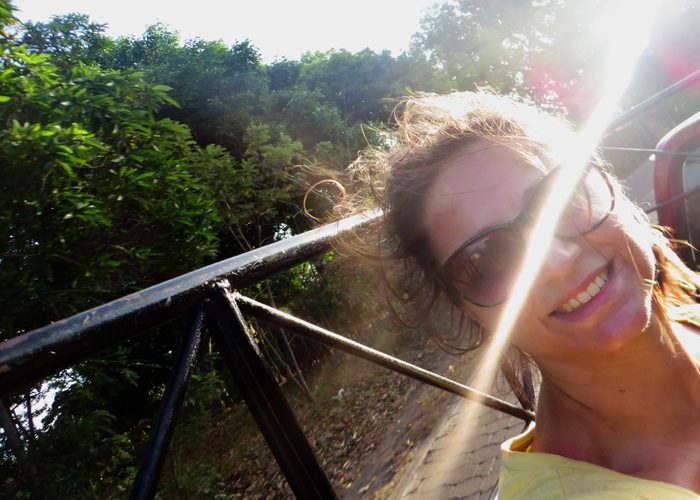 Autostoppen in Nicaragua