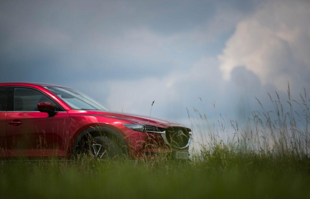 Mazda Rputes 2018 - Mazda CX-5