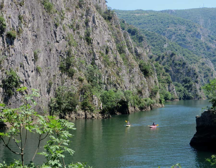 Mazedonien_Skopje_Matka_Canyon_kofferpacken