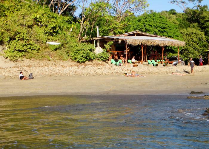 Kein Geheimtipp aber herrlich - Strand Playa de Maderas in Nicaragua