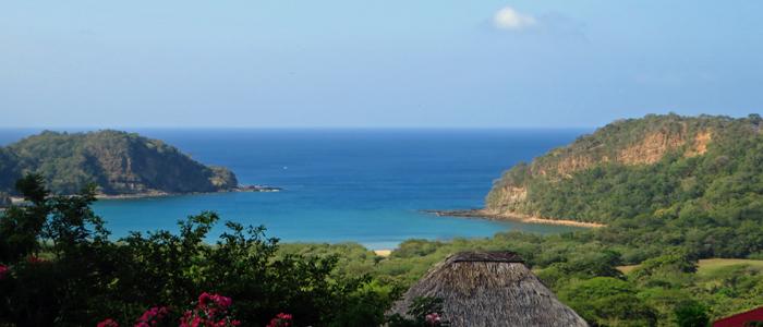 Pazifikkueste in Nicaragua