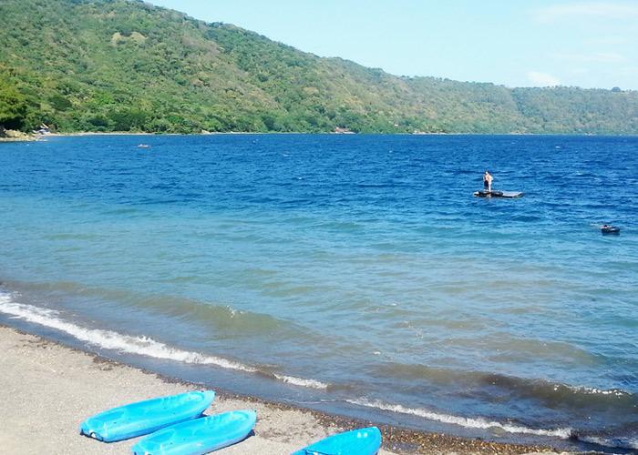 Backpacking in Nicaragua_Laguna de Apoyo_Granada