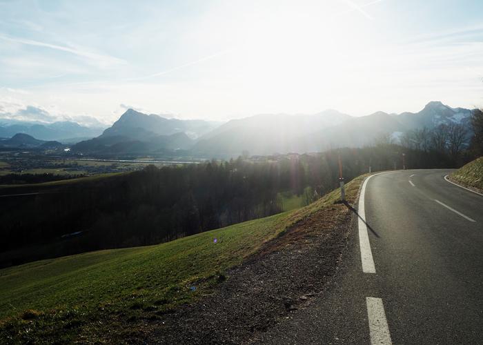 Roadtrip ins Kufsterinerland mit dem Mazda CX-3_Niederndorferberg