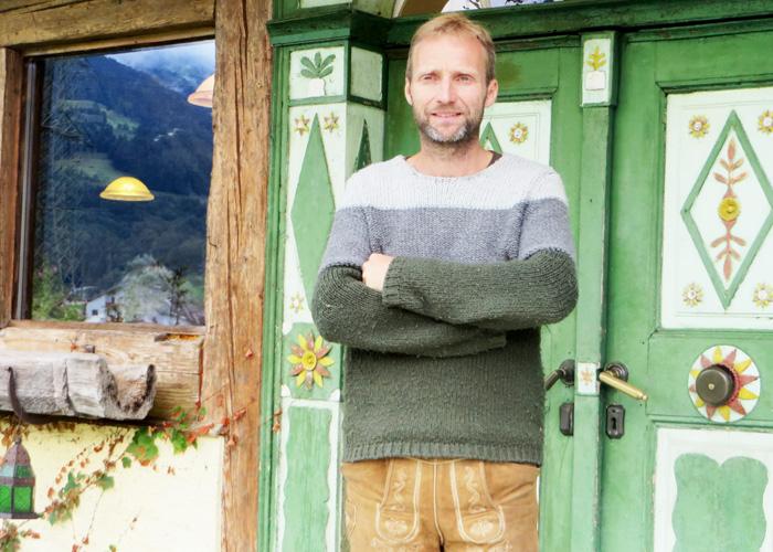 Niki Rettenbacher von der Käserei Fürstenhof