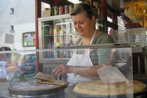 Lecker - Crepes in Paris