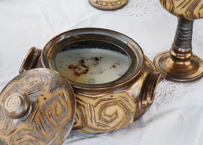 Bulgarien Geschichte_Historsicher Park_Traditionelles Essen