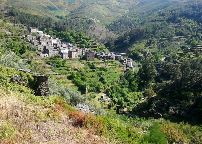 Zu den interessanten Orten in Portugal zählt auch das Bergdorf Piodao.