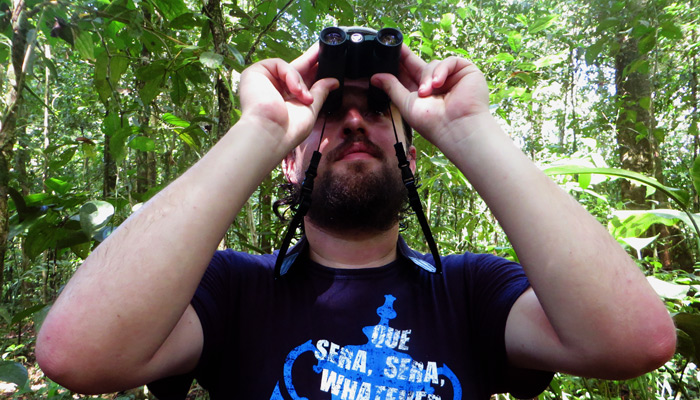 Costa Rica Reisetipps Fernglas Tierbeobachtung