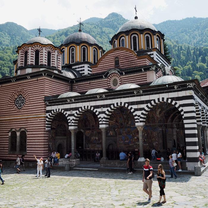 Sehenswuerdigkeiten in Bulgarien_Rila Kloster