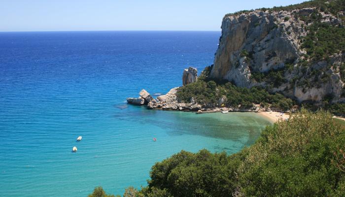 Wanderung auf Sardinien