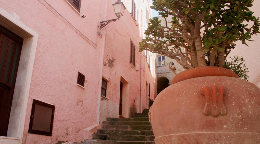 Castelsardo, Sardinien
